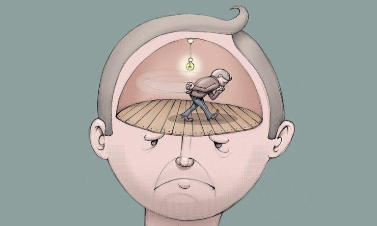 Жизнь у себя в голове